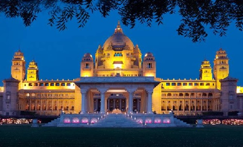 India Tour with Taj Hotels