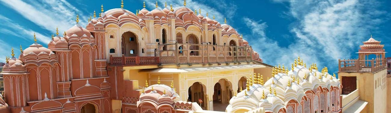 Delhi Agra Jaipur Tour Package from Bangalore | Select India Holidays